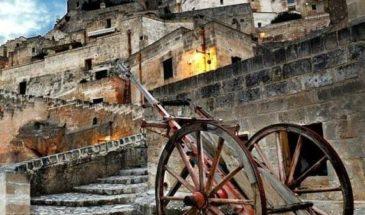 Matera, Alberobello e Grotte di Castellana